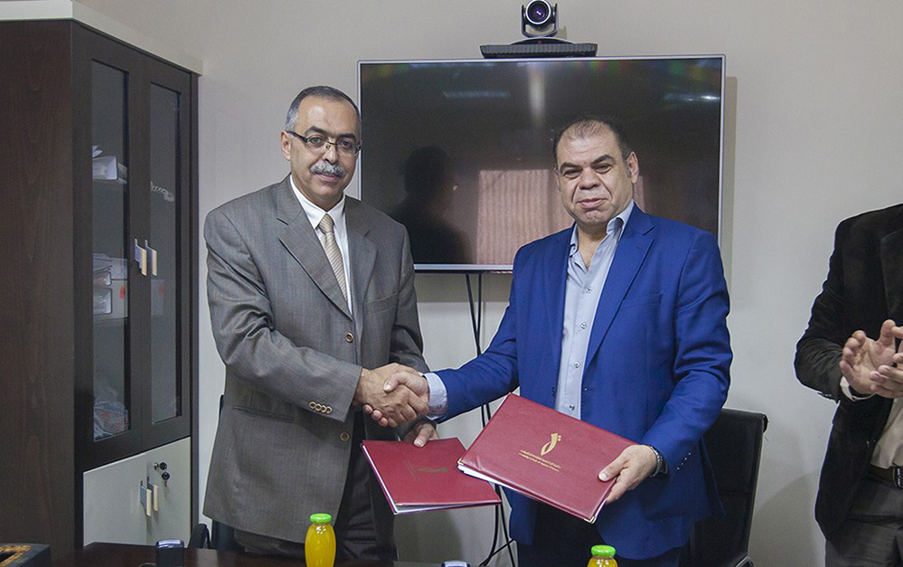 UCAS Has Signed An Agreement With GIZ For Implementing Two Projects To Develop Interior Decoration And